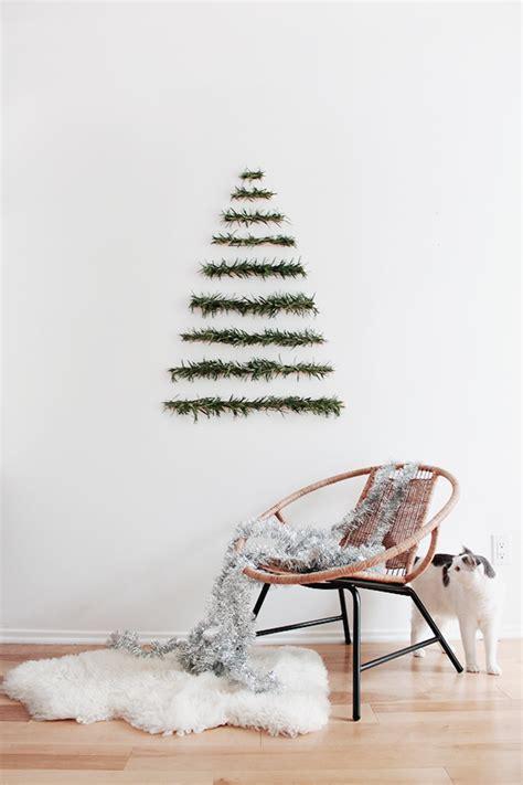 diy hanging tree 5x simpele diy kerstdecoratie inspiratie