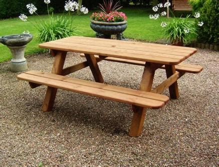 garden picnic bench garden picnic table bench tony ward furniture