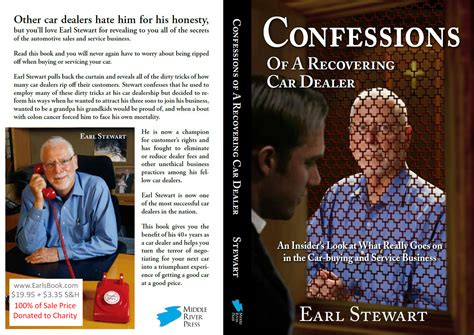 Confessions Of A Bureaucrat by Earl Stewart On Cars