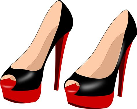 high heels images free vector graphic high heels shoes free image