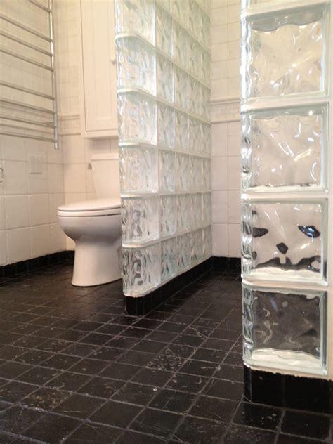 Bathroom Glass Shower Ideas by Impressive Glass Block Shower Decorating Ideas