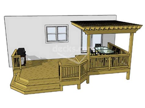 deck plans com outdoor find the right house deck plans with common