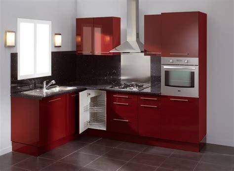 cuisine nina rouge brico depot