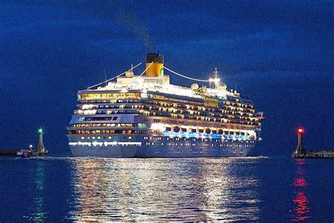 Box Beam Costa Pacifica Cruise Ship Photos Costa Crociere