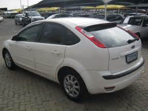 2006 Ford Focus Mpg Used Ford Focus 1 6 Si 5dr For Sale In Gauteng Cars Co