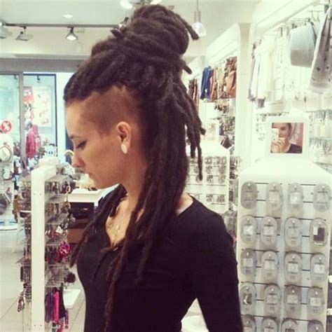 Hairstyles For 2017 For Demonia by Synthetic Dreads Undercut