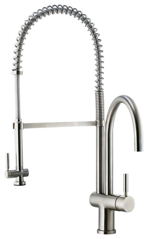 kitchen faucets nyc vigo pull down spray kitchen faucet contemporary