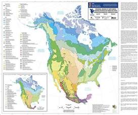 ecoregions of america ecosystems research us epa