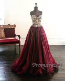 burgundy color prom dress sweetheart burgundy tulle senior prom dresses prom