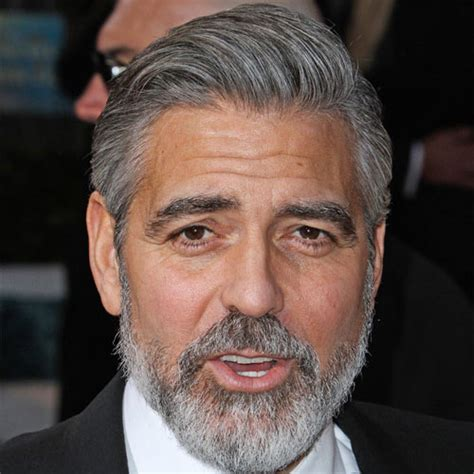 Comb Hairstyle George Clooney by Hairstyles For