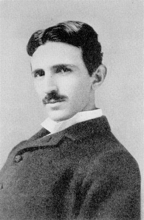 The History Of Nikola Tesla Nikola Tesla Biography Inventions Homework