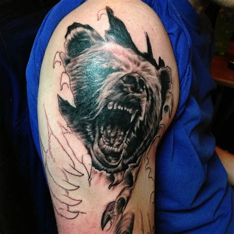 bear tattoos for men tattoos and designs page 241