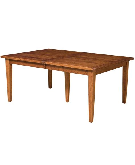 jacoby dining table amish direct furniture