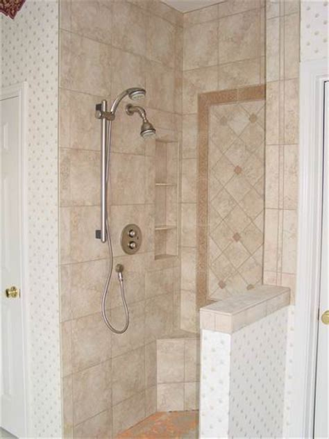 Shower Tile Systems by Kerdi Shower Schluter Kerdi Systems Mold Free And