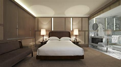 schlafzimmer und badezimmer kombiniert gro 223 artige schlafzimmereinrichtung vereinigt komfort und