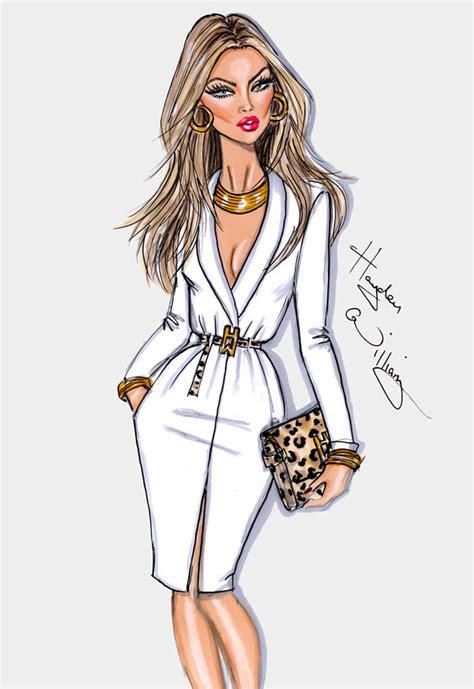 fashion illustration needed 12 stunning fashion sketches by hayden williams