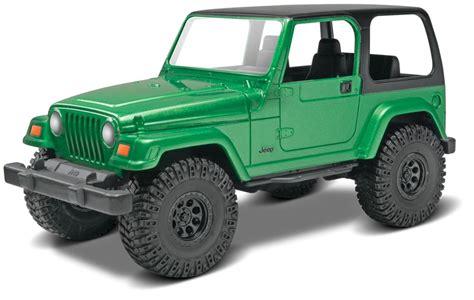 Jeep Wrangler Model Kit Revell 1 25 Jeep 174 Wrangler Rubicon Model Kit