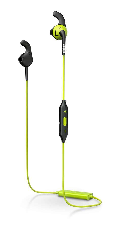Philips Sports Earphone Shq3300 actionfit bluetooth 174 sports headphones shq6500cl 00 philips