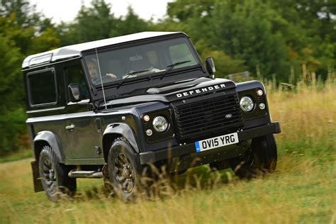 land rover defender 2015 land rover defender 90 2015 review auto express