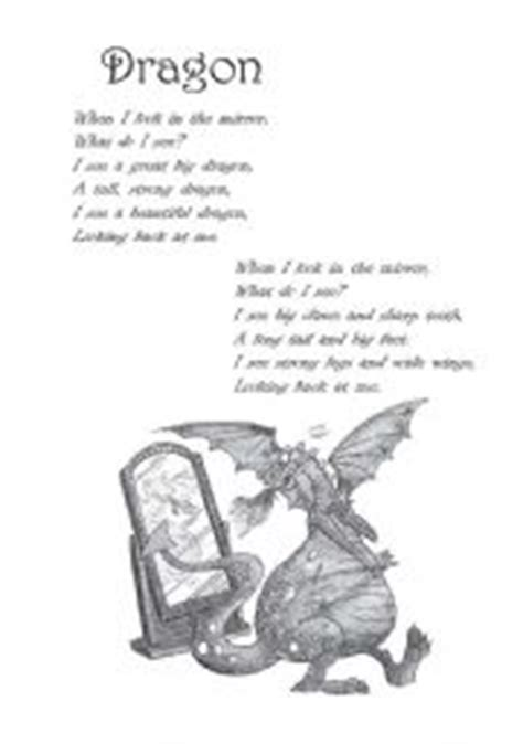 new year poems about dragons teaching worksheets poems