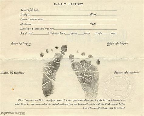 hospital birth certificate template a birth certificate the key to a better future for