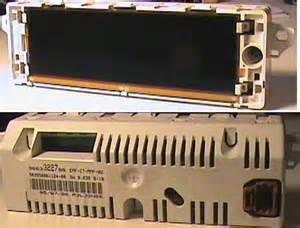 Peugeot 307 Display Bartebben Peugeot 307 Info Display