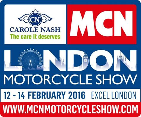 Today Show Scotland Giveaway - mcn advent giveaway day 23 win tickets to the mcn london motorcycle show and the mcn