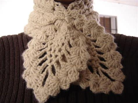 bufanda gatito a crochet bufanda gatito a crochet imagui