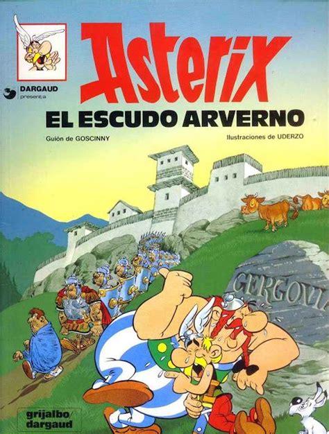 asterix spanish el regalo 8434567393 el escudo arverno mi lectura