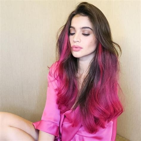 pinay haircuts anne curtis smith hairstyle pink color omg luvhair