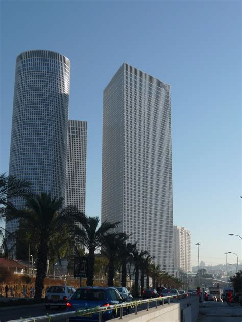 Mba Tour Tel Aviv by Les Tours Azrieli Un Symbole De Tel Aviv Ma Vie In The