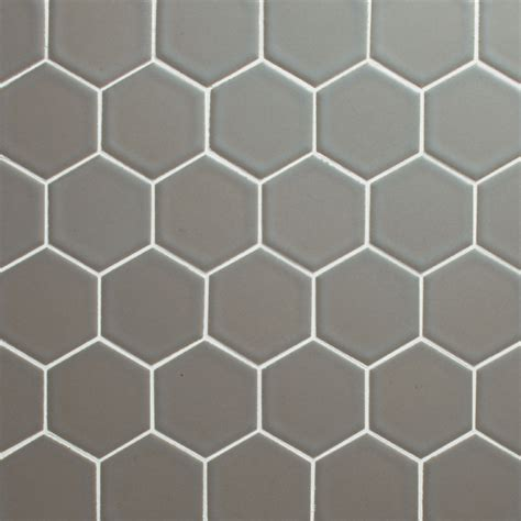 1 white matte hexagon floor tiles gray hexagon tile tile design ideas