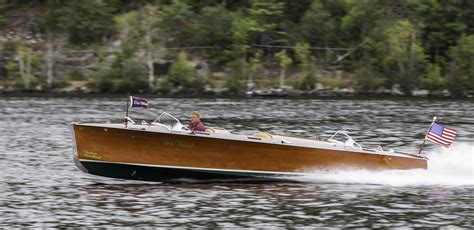 garwood wooden boats custom runabouts gar wood custom boats