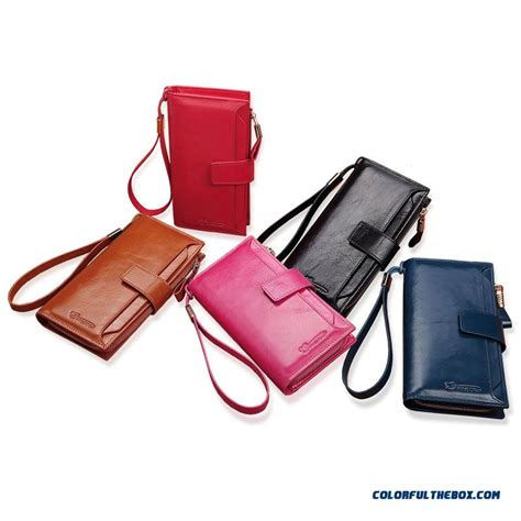 Genuine Leather Simple Wallet cheap simple wallet models holding