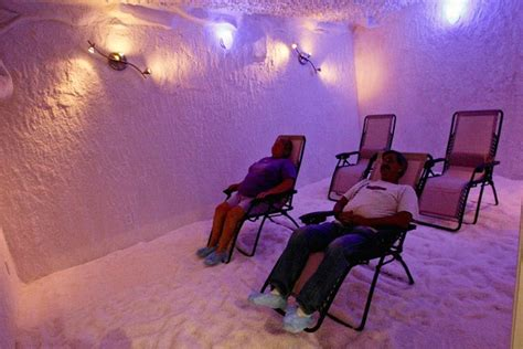 salt room benefits salt therapy does it work