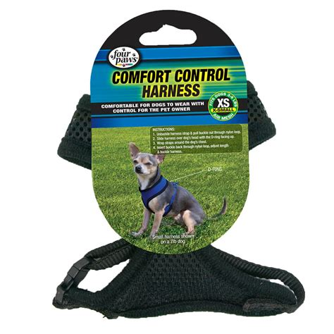 comfort control four paws 174 comfort control harness