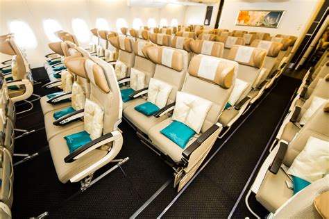 Interior Solution Economics by Etihad Airways The Solution For Who