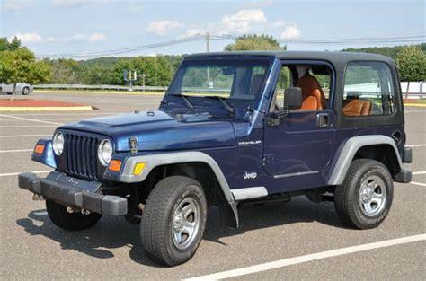 Jeep Wrangler 4 Door Gas Mileage Purchase Used Jeep Wrangler Apex Edition No Reserve Suv 2