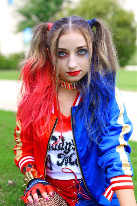 Girly Hairstyles by Harley Quinn Pigtails Hairstyles