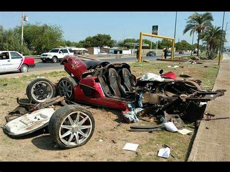 koenigsegg laredo destrozan en nuevo laredo auto de m 225 s de 20 millones de