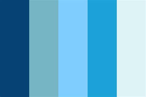 sea blue color ocean blue color swatch www pixshark com images