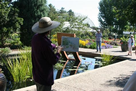 Denver Botanic Gardens Classes Sketching Tutorials Sketching