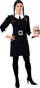 party city halloween costumes for adults addams family wednesday costume party city