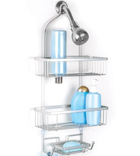 bathroom caddies hanging shower caddy rockford in shower caddies