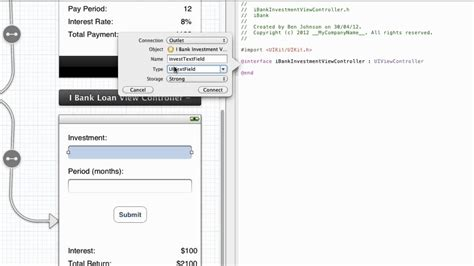 xcode development tutorial ios development tutorial 11 using xcode to make