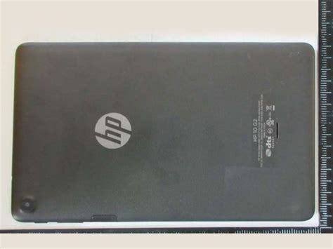 Vr Hp Android hp 10 g2 android tablet spotted at fcc notebookcheck net news