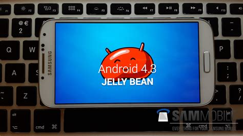 android version 4 3 une version non officielle d android 4 3 pour le galaxy s4