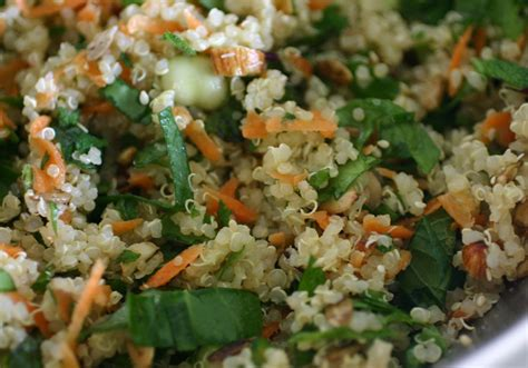 quinoa salad recipes simple quinoa salad recipe dishmaps