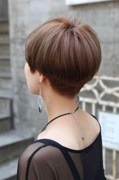 Medium Wedge Hairstyles Back View | short wedge hairstyles back view 76 with short wedge