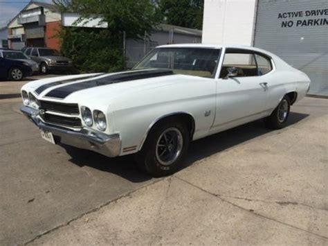 Matching For Sale Ebay Find Pristine 1970 Numbers Matching Chevelle Ss